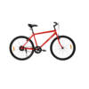 Mach City iBike Single Speed Red