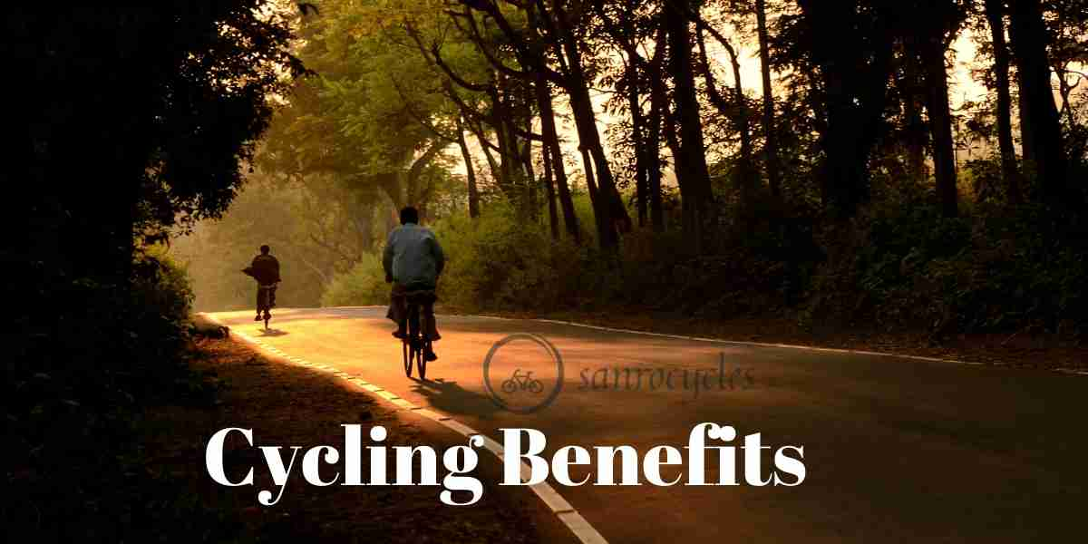 The Top 12 Benefits Of Cycling