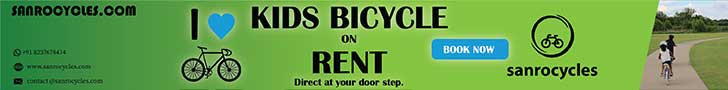 Tips while buying a bicycle for Kids