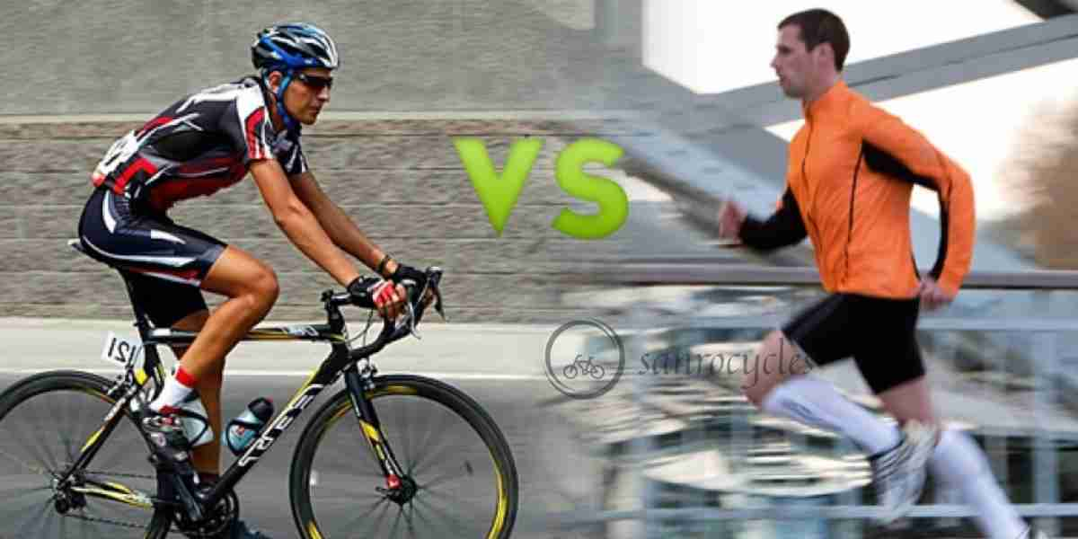 Cycling VS Running Which One You Should Pick For Fitness