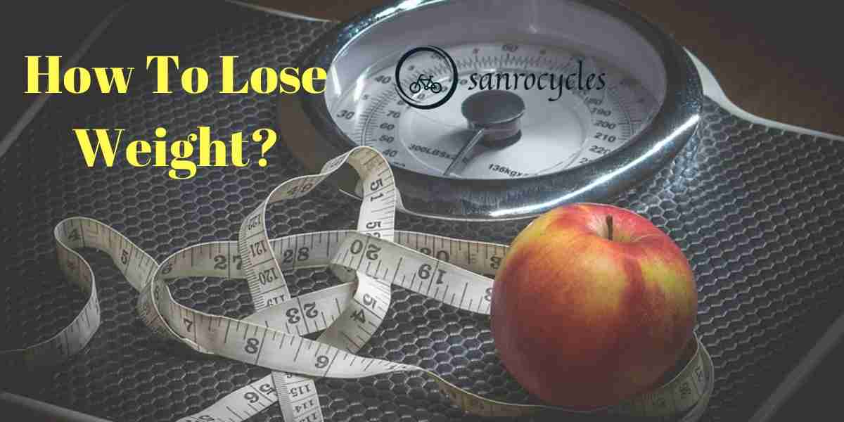 How To Lose Weight By Everyday Cycling