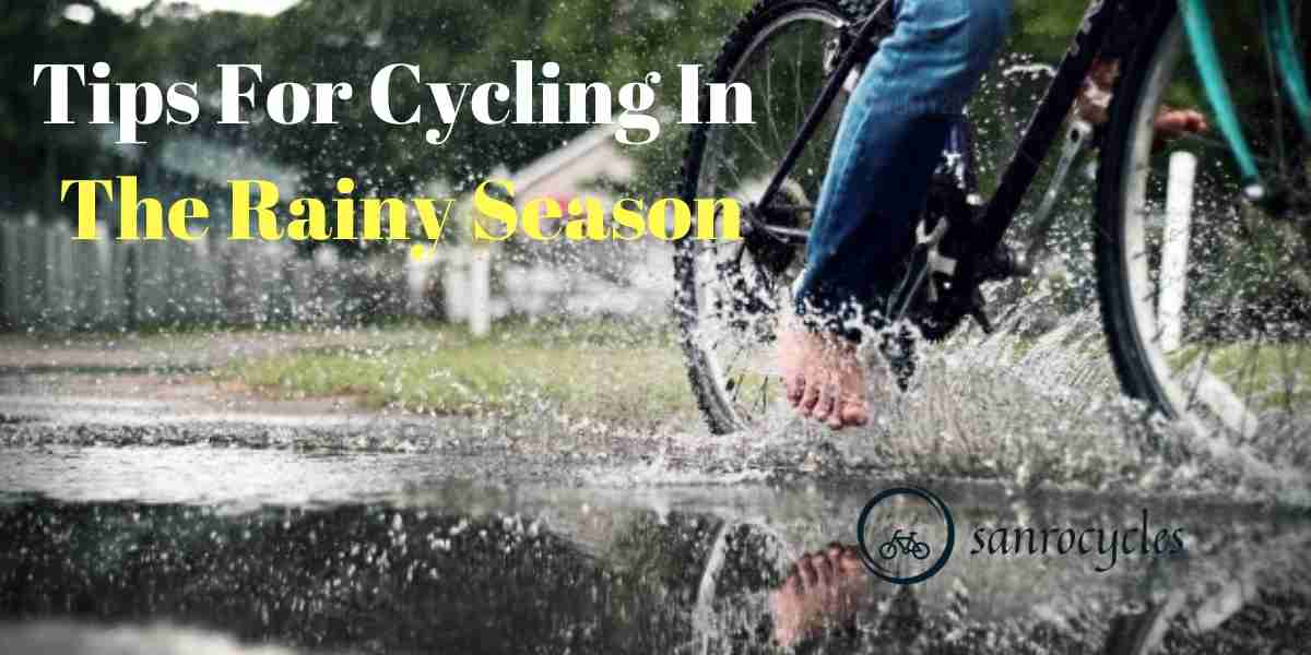 Tips For Cycling In The Rainy Season