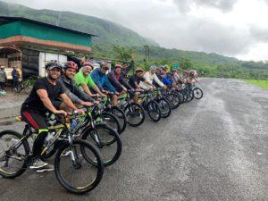 Andharban Bicycle Ride