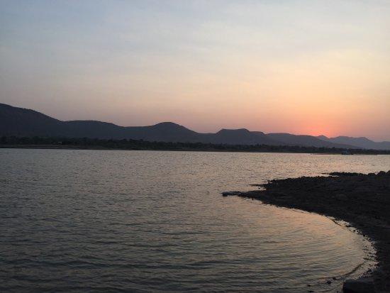 Pune-Kasarsai Dam
