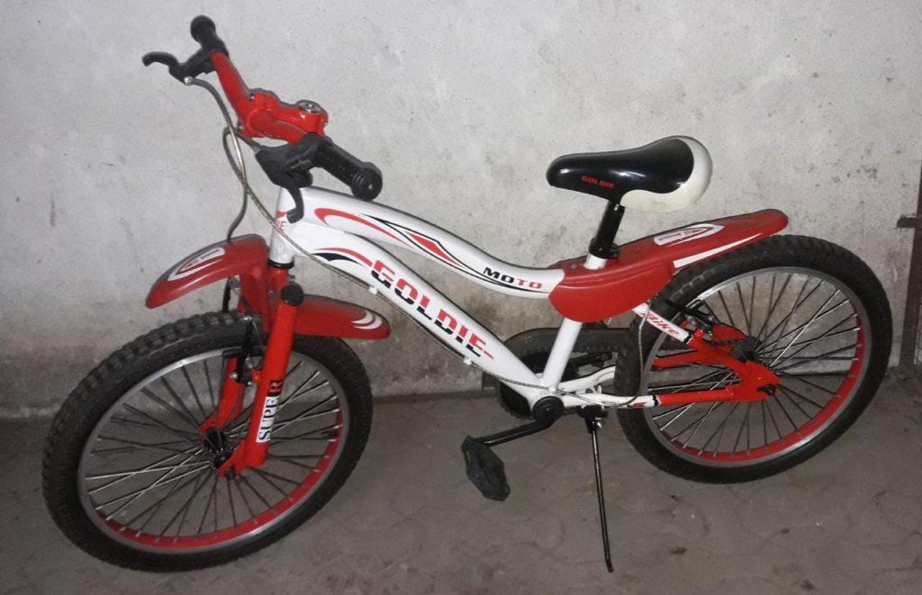 Sanrocycles - Moto Goldie 20' Kids Bicycle