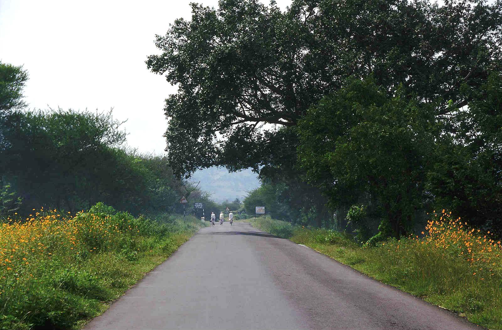 Pune-Sinhagad route
