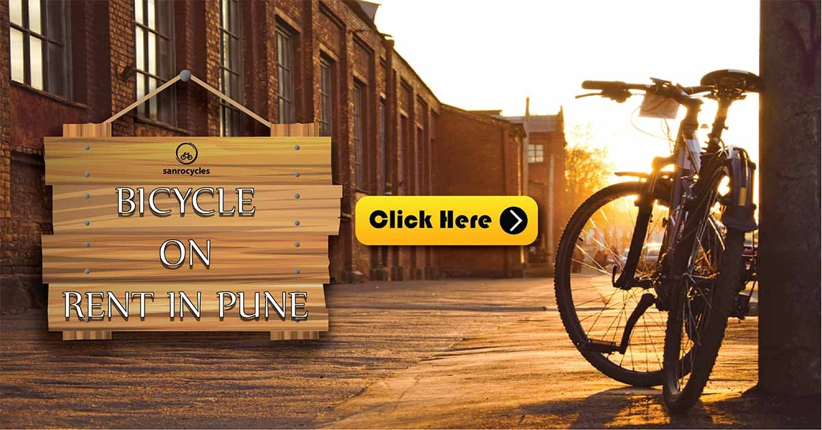 Sanrocycles Bicycle on Rent